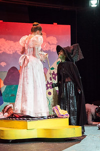 Patton Production of The Wizard of Oz