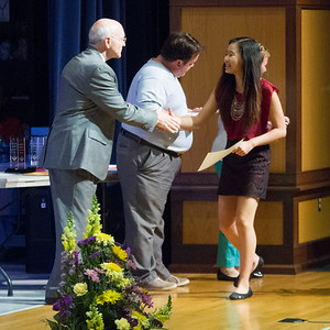 Patton 2014 Award Ceremony