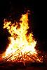 2008 10 02 CHS Vball Senior Night vs Woodland 2 and Bonfire foot 455