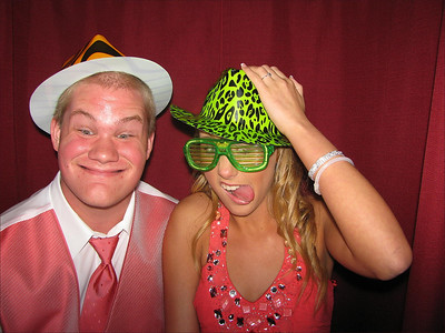 Pickens High School Prom Booth 2 04-27-13