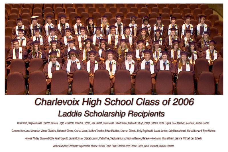 CVX 2006 Laddie