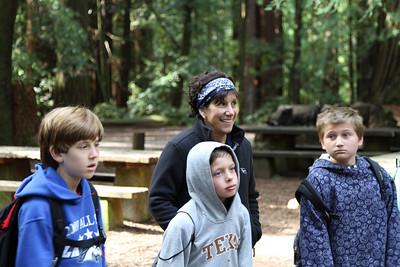 Oak Pigeon Point Field Trip 3/10