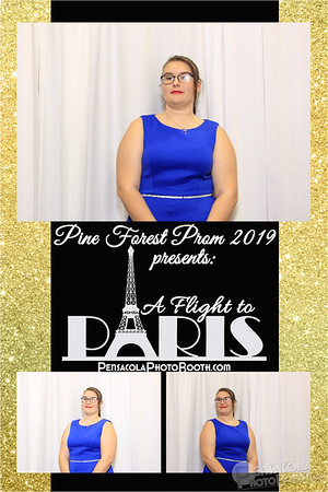 Pine Forest Prom 4-13-2019