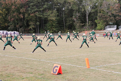 Piney Grove Middle vs Liberty Middle - 10/16/12