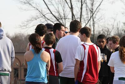 Piney Grove Track - 3/5/14 vs LMMS