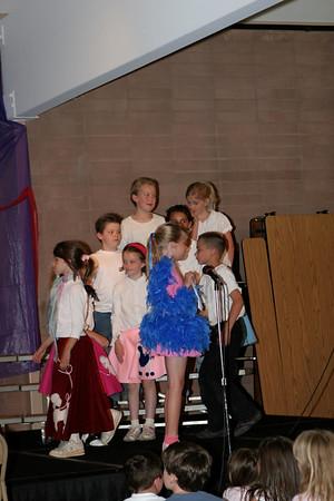 Nik Red Riding Hood - 2nd Grade Play