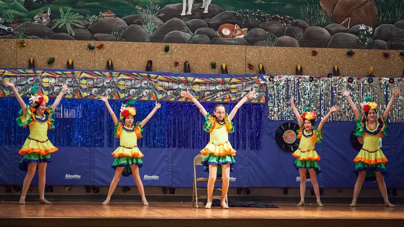 Fifth Grade Oldies Dance