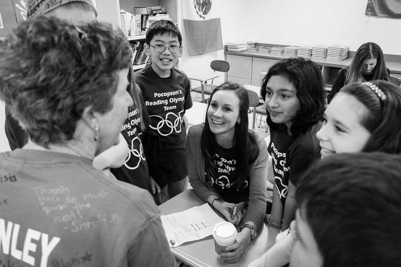 Pocopson Reading Olympics 3/24/2015