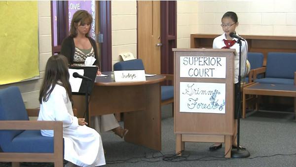 Pocoposon 4th Grade AT Mock Trial<br /> 6/14/2010<br /> <br /> Part 8 - Witness: Dr. Sophia Mueller