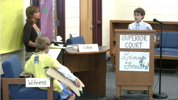 Pocoposon 4th Grade AT Mock Trial<br /> 6/14/2010<br /> <br /> Part 2 - Witness: Feathers Evilia