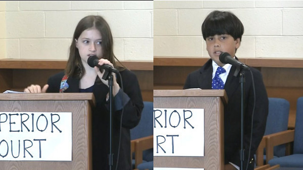 Pocoposon 4th Grade AT Mock Trial<br /> 6/14/2010<br /> <br /> Part 9 - Closing Statements