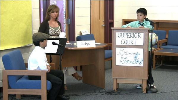 Pocoposon 4th Grade AT Mock Trial<br /> 6/14/2010<br /> <br /> Part 6 - Witness: Aarik Schmidt