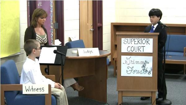 Pocoposon 4th Grade AT Mock Trial<br /> 6/14/2010<br /> <br /> Part 3 - Witness: Hanz Meyer
