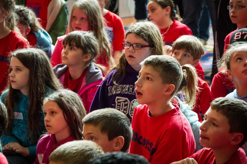 Pocopson 4th Grade Harrisburg Field Trip