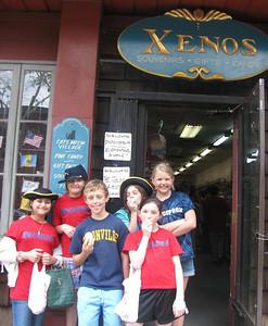 Xenos Gift Shop