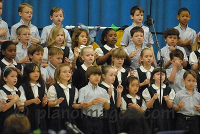 Prestonwood Christian 1st Grade Easter Pagent