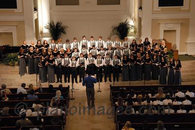 Prestonwood Christian Jr High and High School Choir