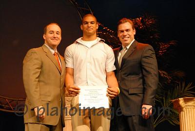 Prestonwood Christian Senior Academic and Athletic Awards - 2007