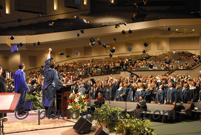 Prestonwood Christian Academy Graduation 2007