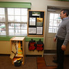 Rob Parsons gives a tour of the recently Primrose School on North Road in Chelmsford, which has infant day care through kindergarten. This Pre-School classroom overlooks the play area. (SUN/Julia Malakie)