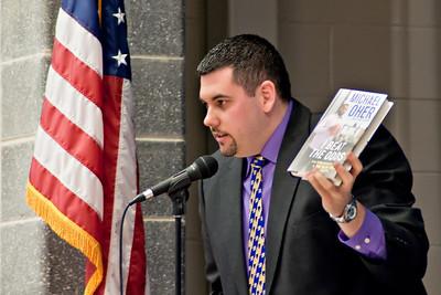 Prince Street Michael Oher Visit Assembly January 2012