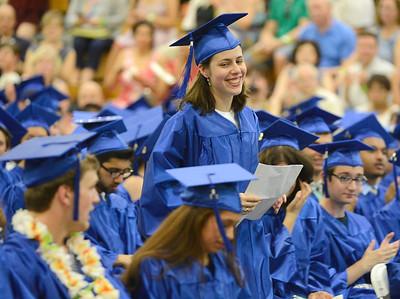 Princeton High School 2015 graduation