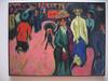 <i>Street, Dresden</i> by Ernst Ludwig Kirchner