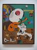 <i>Dutch Interior, I</i> by Joan Miró