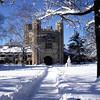 Winter Wonderland at Princeton University