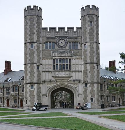 Princeton Visit 2013-04