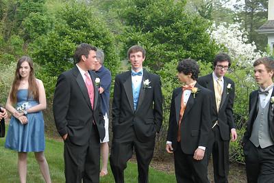 2012 Tatnall Pre Prom Party