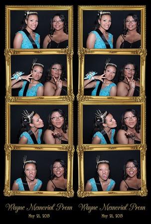 WMHS Prom 2015