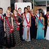 "Anderson High School's 2015 Prom was held Saturday evening at the Paramount Ballroom to the theme of ""Casino Night in Vegas.""<br /> The members of the 2015 Anderson High School prom court."