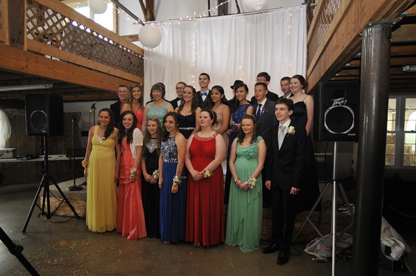 John P. Cleary   The Herald Bulletin<br />   Liberty Christian School's annual banquet held this year at the Riley Party Barn.