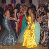 Mark Maynard | for The Herald Bulletin<br /> A group of young ladies move and groove at the Anderson High School prom.