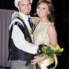 "Chase Bramel and Brenna Turner were crowned King and Queen of Madison-Grant's ""A Whole New World"" themed prom on Saturday at the Horizon Centre."