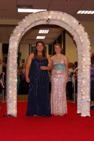 Mark Maynard   for The Herald Bulletin<br /> The Madison-Grant High School 2016 Prom.