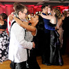 Don Knight   The Herald Bulletin<br /> Anderson High School prom at the Paramount on Saturday.