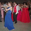 "Elwood Prom goers dance in the ""Enchanted Forest."""