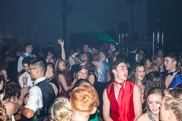 Photo by Chris Martin for The Herald Bulletin.  Frankton's 2017 prom was held on Saturday April 29 at The Factory in Frankton, IN.  This years theme was Masquerade.
