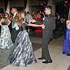 Mark Maynard | for The Herald Bulletin<br /> A couple enjoys a turn around the dance floor at the Lapel High School Prom.