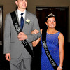 John P. Cleary | The Herald Bulletin<br /> The 2017  Madison-Grant High School Prom held at the Horizon Center in Muncie. 2017 Prom court members Kevin Johnsen and Kennedee Franklin.
