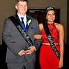 John P. Cleary | The Herald Bulletin<br /> The 2017  Madison-Grant High School Prom held at the Horizon Center in Muncie. 2017 Prom court members Caleb Wilson and Lauren McGuire.