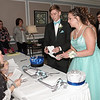 Jeremiah Johns and Hannah Hughes cast their votes for King and Queen of the Shenandoah High School Prom. (Mark Maynard photo)