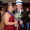 Queen Laurell England and King Jacob Imel reigned over the Shenandoah HIgh School Prom on Saturday at the Anderson Country Club. (Mark Maynard photo)