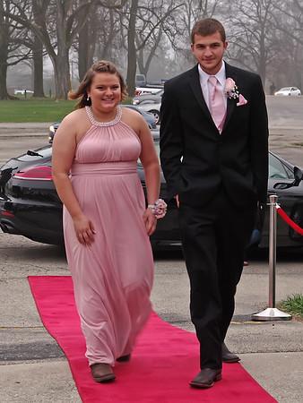 The 2018 Shenandoah High School Prom.