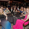 Mark Maynard | for The Herald Bulletin<br /> Sharing smiles and a table at the Shenandoah High School Prom.
