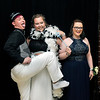 Lapel High School 2018 Prom.<br /> Daniel Fisher, Abbie Benzenbauer, and Savannah Smock ham it up as they get their photo taken at this years prom.