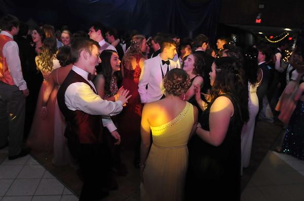 Lapel High School 2018 Prom.