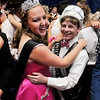Lapel High School 2018 Prom.<br /> Lapel Prom Queen and King, Kristen Hobbs and Harrison Hadley enjoy a dance after being crowned royalty of this years prom.